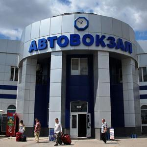 Автовокзалы Дивногорска