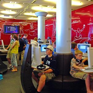 Интернет-кафе Дивногорска