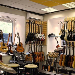 Музыкальные магазины Дивногорска