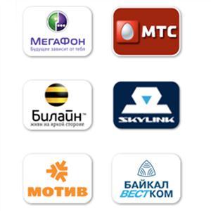 Операторы сотовой связи Дивногорска