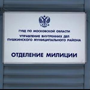 Отделения полиции Дивногорска