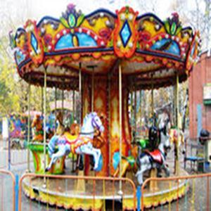 Парки культуры и отдыха Дивногорска