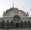 Железнодорожные вокзалы в Дивногорске