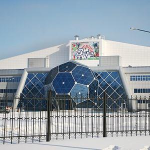 Спортивные комплексы Дивногорска
